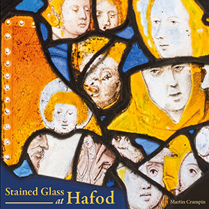 Cover of Stained Glass at Hafod.